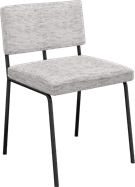 Harley Dining Chair - Black